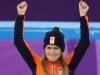 Yara-van-Kerkhof-op-het-podium-als-winnares-van-olympisch-zilver-Foto-ANP