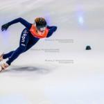 Van Kerkhof: 'Als ik hier een finale kan rijden, kan het op de Spelen ook'