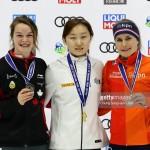 Van Kerkhof verovert WB-brons op 1.000 meter