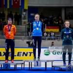 Van Kerkhof 'rustig' naar eerste individuele EK-medaille: 'Dit voelt goed'