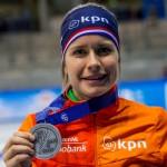 YARA WINT ZILVER OP EK 1500m