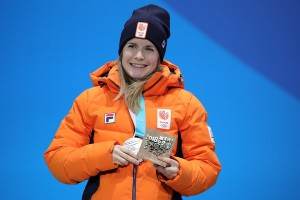 Yara+Van+Kerkhof+Medal+Ceremony+Winter+Olympics+bVew2RN1qcul