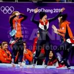 YARA WINT TWEEDE OLYMPISCHE MEDAILLE!! BRONS OP DE RELAY