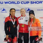 Yara zilver 500 m op eerste World Cup Calgary